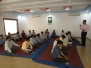 Happiness Management Workshop For a Manufacturing major at Suratgarh - May 2014