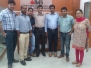PMP workshop for an Infrastructure major-Gurgaon April 2015