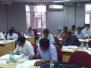 PMP workshop for Senior Highway Engineers in Govt. of India - September 2016