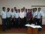 Project Management Workshop For a Manufacturing Major in Bengaluru - May 2014